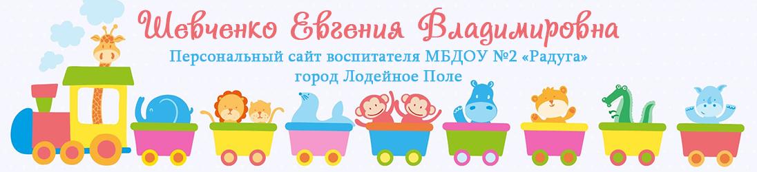 Шевченко Евгения Владимировна